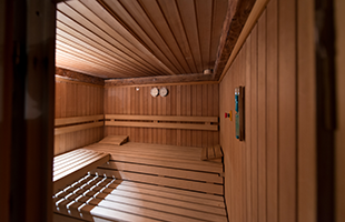 Sauna der West-Alp